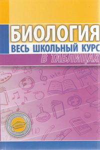 Ёлкина Т.В. Биология. Весь школьный курс в таблицах Кузьма