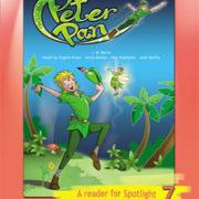 """Ваулина Ю. Е. и др. 7 класс. Книга для чтения """"Питер Пэн"""". Английский в фокусе. Spotlight. С online приложением"""