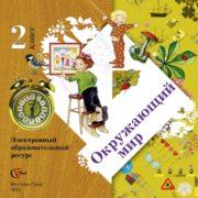 Виноградова Н.Ф. Окружающий мир. 2 класс. Электронный образовательный ресурс к учебнику. CD