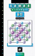 Насонова А.Е. Химия в таблицах. 8-11 класс. Справочное пособие