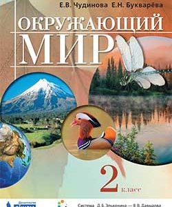 Чудинова Окружающий мир 2 класс учебник купить